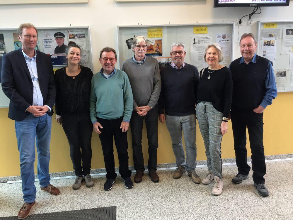 Das STARTHILFE-Team in Harburg.