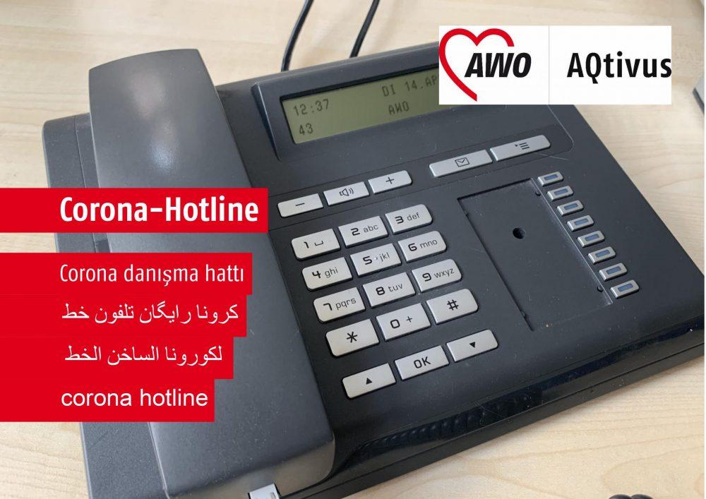 Corona Hotline Hamburg Telefon